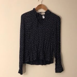 Blouse (heart pattern)